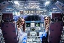 Milovníci vesmíru a kosmonautiky určitě nevynechají výstavu Cosmos Discovery.