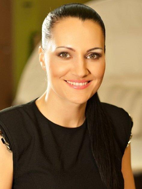 Zuzana Škoríková, manažerka Spa Aquapalace Praha.