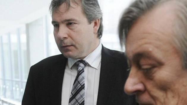 Zbyněk Bernat (vlevo) a Jiří Vosátka.
