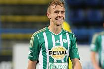 Hráč Bohemians Martin Hašek.