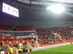 Čtvrtfinále Ligy mistryň: Slavia uhrála v odvetě s Lyonem skvělou remízu 0:0.