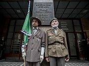 Pietní akt k výročí Pražského povstání probíhal 5. května před budovou Českého rozhlasu v Praze za účasti premiéra Bohuslava Sobotky.