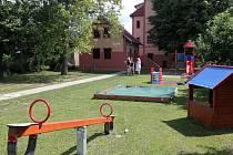 Pomoc ohroženým dětem SOS Sluníčko Praha.