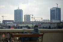 Výškové budovy. Ilustrační foto.