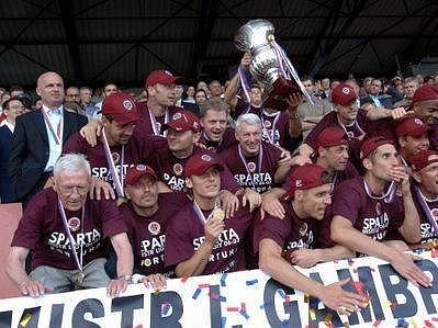 Letenská euforie.