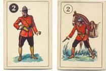 Karty z Černého Petra.