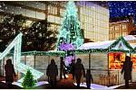 Vánoční trhy na pražském Staroměstském náměstí budou v duchu pohádky Tři oříšky pro Popelku.