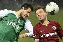 Jablonci se povedla odveta za vyřazení z poháru, ve středu v rámci ligy porazil Spartu na svém hřišti 1:0.