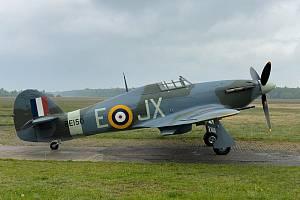 Hawker Hurricane.