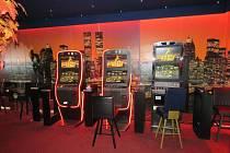 Nelegální automaty.