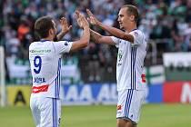 Utkání Bohemians Praha 1905 vs. FK Mladá Boleslav