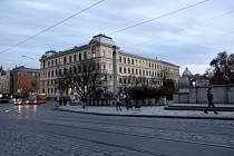 Budova UMPRUM. Ilustrační foto.