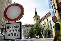"JASNÉ SAZBY. Filmaři budou na Praze 1 platit za obsazené metry. Takže už žádné ""dobrovolné"" dary./Ilustrační foto"