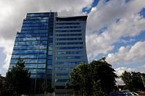 Holešovický mrakodrap. Ilustrační foto.