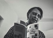 Jáchym Topol čte z Citlivého člověka // Klinika