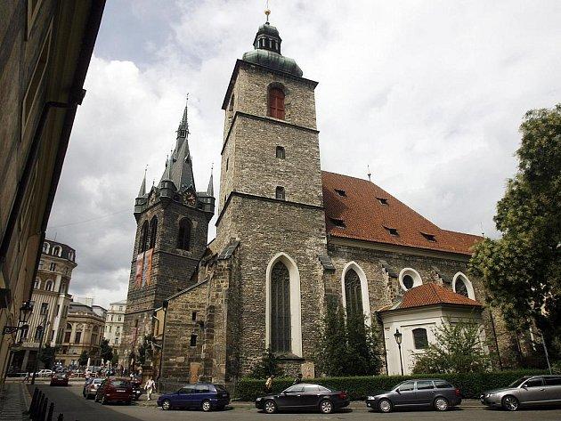 Kostel sv.Jindřicha a sv.Kunhuty na Novém Městě