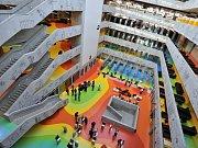 Národní technická knihovna si připomíná páté výročí