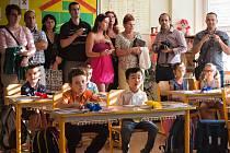 V pražských základních školách bylo v roce 2014 šest tisíc žáků původem z ciziny. Ilustrační foto.