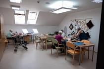 Fototerapie v Seniorcentru SeneCura Slivenec