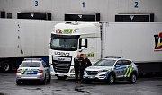 V kamionu z Řecka se ukrývali čtyři migranti.
