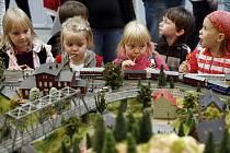 V pátek začal v Letňanech veletrh hraček. Vybrat si může každé dítě, malé i to dospělé.