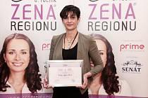Žena regionu 2014 pro kraj Hlavní město Praha Jitka Košínová