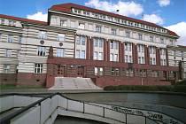 Budova Vrchního soudu na Pankráci. Ilustrační foto.