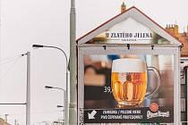 Sdružení českých firem venkovní reklamy protestuje proti novele magistrátní vyhlášky.