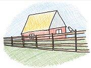 O zachráněném holoubkovi. Jedna z ilustrací Janise Mahbouliho v knize Pohádky z nádraží.