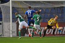 9. kolo fotbalové Synot ligy: FC Slovan Liberec - Bohemians 1905 3:1 (2:0).