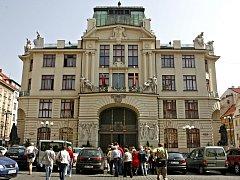 Budova Magistrátu hlavního města Prahy.