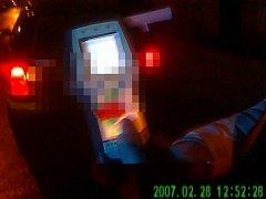 Za jedním volantem se vystřídali dva opilí cizinci