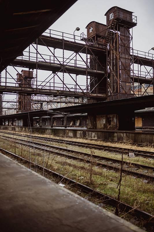 Nákladové nádraží čeká na proměnu.