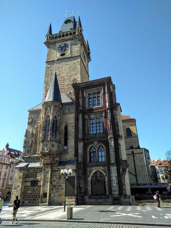 Staroměstská radnice.