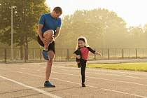 Zaběhejte si a získejte zajímavou odměnu. Je tu pro vás Rodinný běh ČEZ Aquapalace.