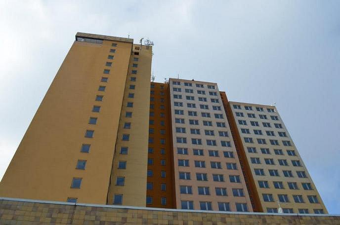 Hotelový dům Opatov.