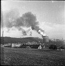 Pouť pod Tyršovým vrchem v Michli cca rok 1925
