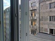 Kontrolní den rekonstrukce Paláce Svět.