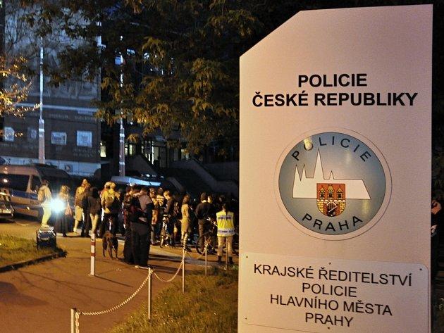 Krajské policejní ředitelství. Ilustrační foto.