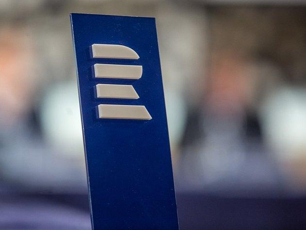 Český rozhlas logo. Ilustrační foto.