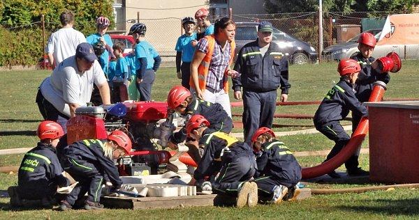 Sbor dobrovolných hasičů zMiškovic a jeho oddíl Mladých hasičů je hodně aktivní.