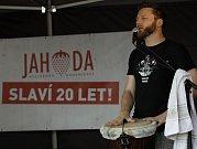 Festival volného času STRAWBERRY FIELDS 2017 v Plechárně na Černém Mostě.