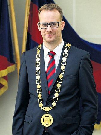 Petr Kolář, starosta Prahy 6.