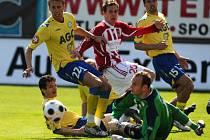 ZÁCHRANA JE JISTÁ. A tak mohou fotbalisté Žižkova dohrát poslední zápas v klidu./Ilustrační foto