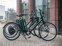 Bikesharing.