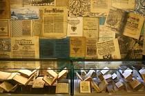 Labyrint informací a ráj tisku.