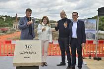 Penta Real Estate zahajuje projekt Nová Waltrovka v Praze 5.