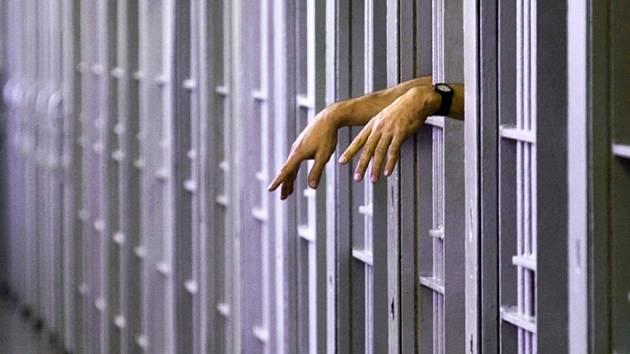 Vězeň. Ilustrační foto.