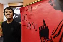 Čínský autor a scenárista Liou Čen-jüna.