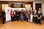 Vyhlášení výsledků participativního rozpočtu 2018 v Praze 8.